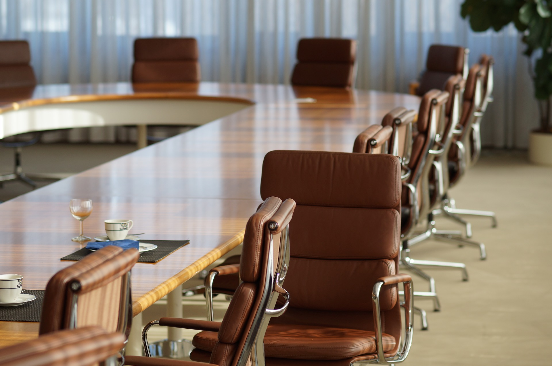 innovar desde las organizaciones - oficina vacía