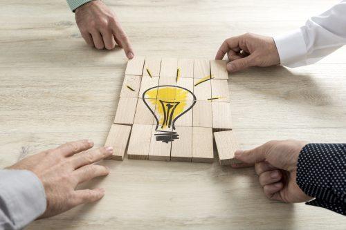 estrategias de negocio creatividad